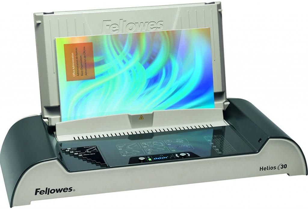 Fellowes Helios 30 - Encuadernadora térmica, uso frecuente