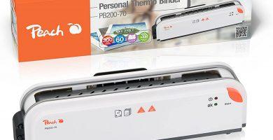 Peach PB 200-70 mejor encuadernadora térmica uso ocasional